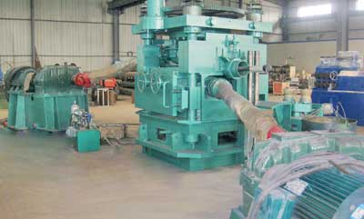 JY120 Two-Roller Barrling Machine