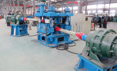 JY60 Two- Roller Barreling Machine
