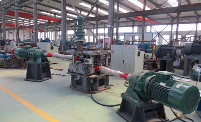 JY40-Two- Roller Barreling Machine